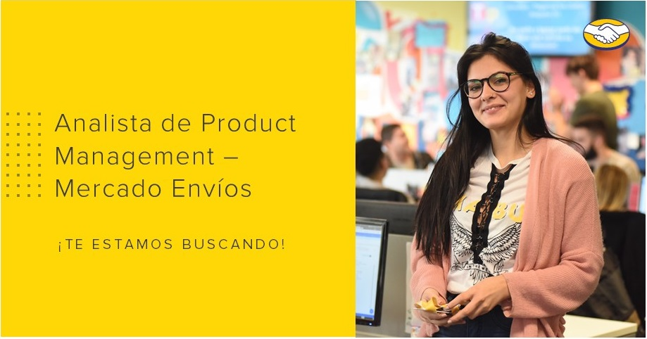 Analista de Product Management - Mercado Envíos