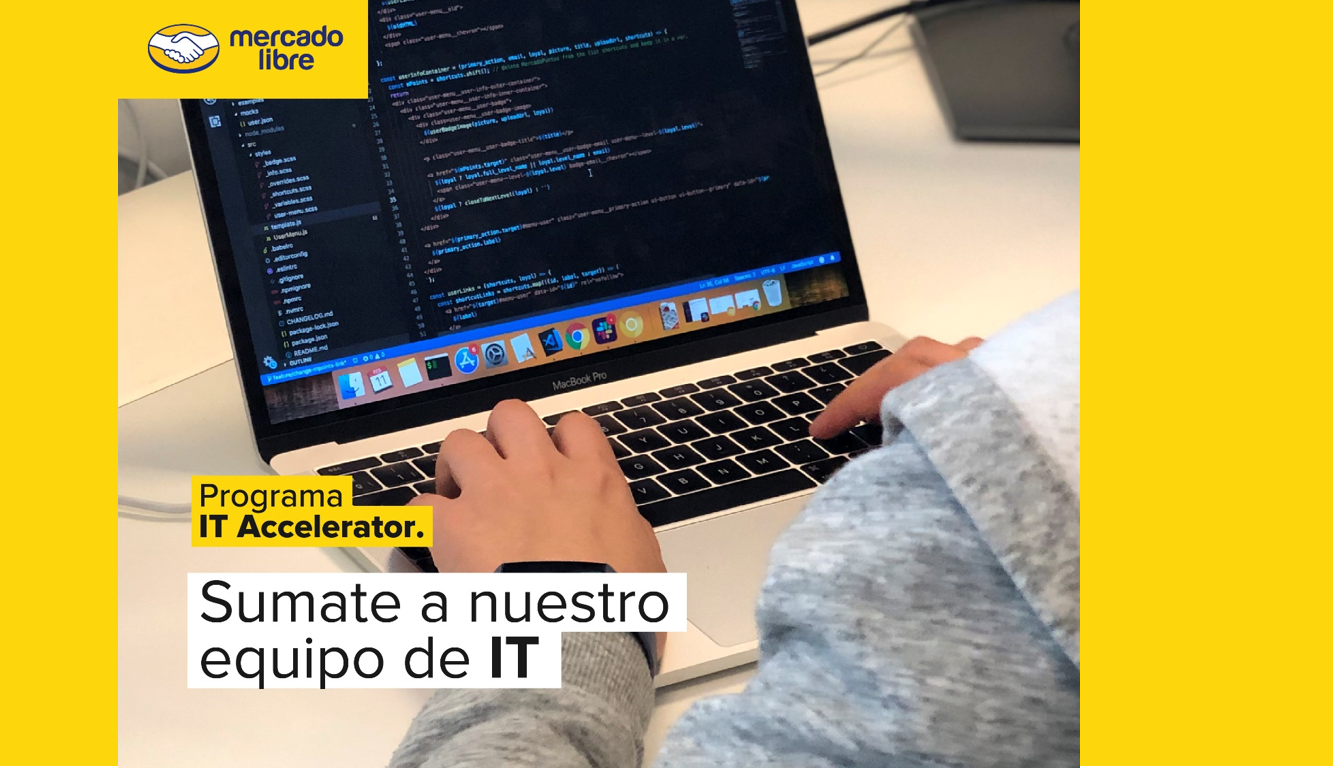 Mercado Libre - IT Accelerator
